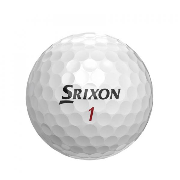 Srixon Z-Star XV White 3