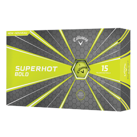 Callaway Superhot Yellow 1