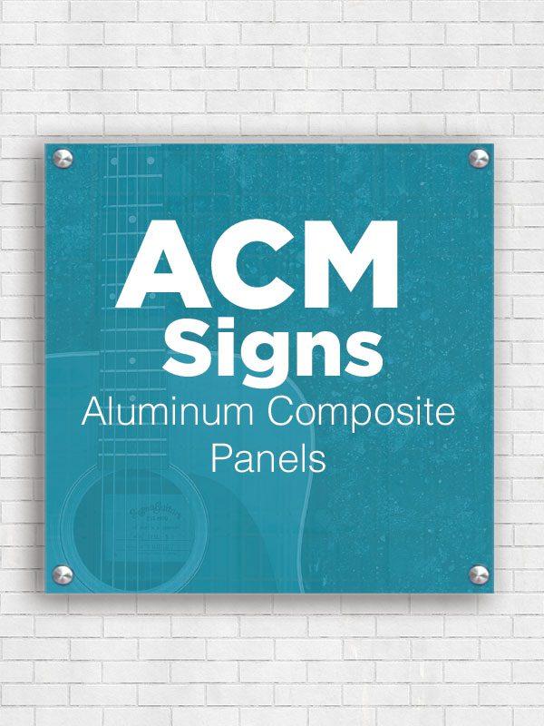 ACM Signs 1