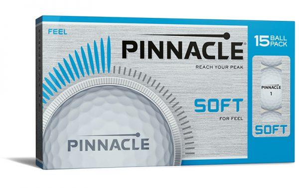 Pinnacle Soft  (White) 1