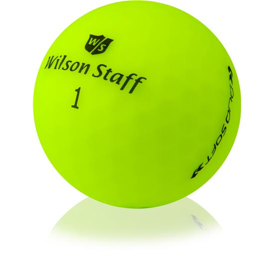 Wilson Staff Duo Optix (Lime) 3