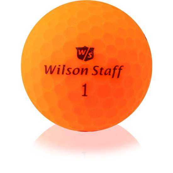 Wilson Staff Duo Optix (Orange) 3