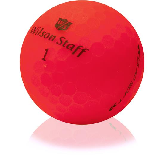 Wilson Staff Duo Optix (Red) 4