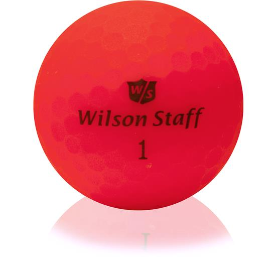 Wilson Staff Duo Optix (Red) 3