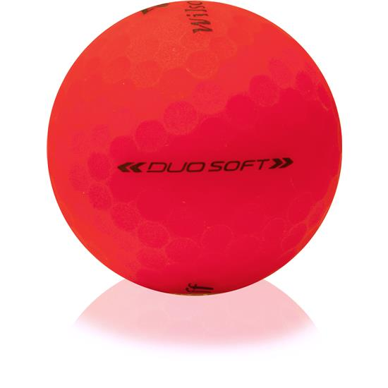 Wilson Staff Duo Optix (Red) 5