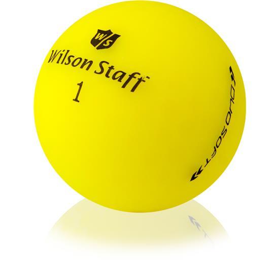 Wilson Staff Duo Optix (Yellow) 3