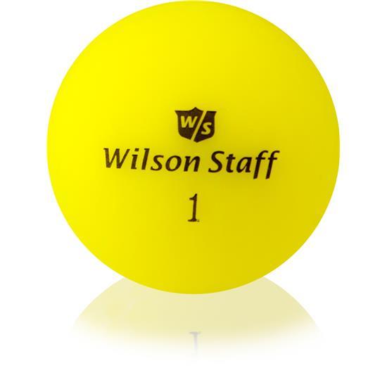 Wilson Staff Duo Optix (Yellow) 2