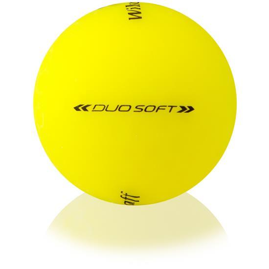 Wilson Staff Duo Optix (Yellow) 4