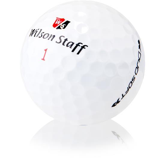 Wilson Staff Duo Soft 4