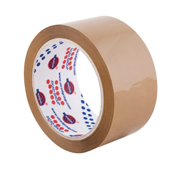 Hot Melt Packaging Tape Brown 72x50 1
